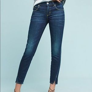 Anthropologie Pilcro Mid Rise Skinny
